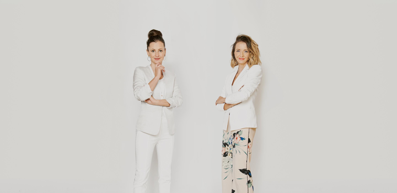 Madeleine Dumhart & Julia Schenkenfelder Typberatung Linz